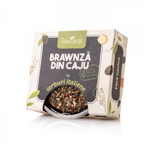 Brawnză Rawckers ECO Ierburi Italiene (150 g)