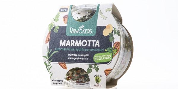 Ricotta Marmota Rawckers ECO