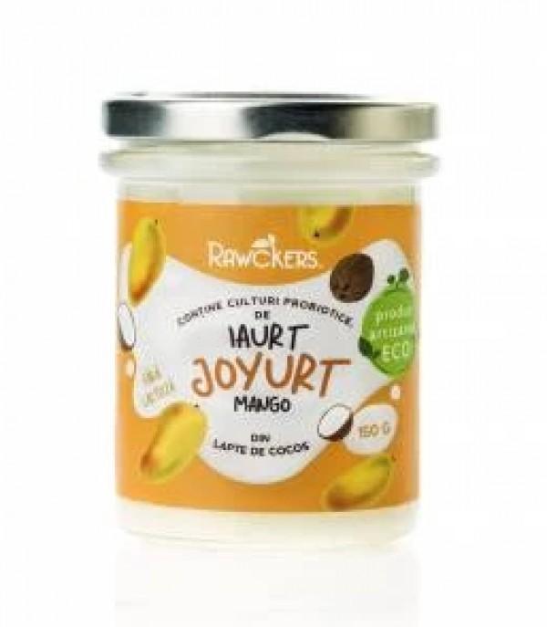 Joyurt ECO din lapte de cocos cu mango