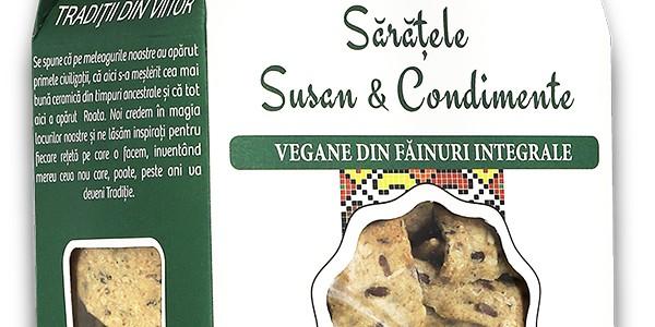 Sărățele Susan & Condimente