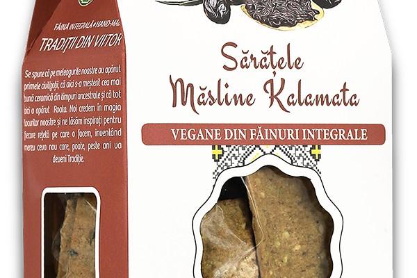 Sărățele Măsline Kalamata