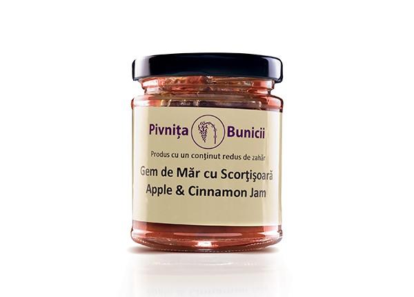 Gem de măr cu scorțișoară (0.19 kg)