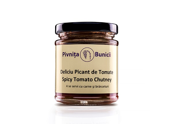 Deliciu Picant de Tomate