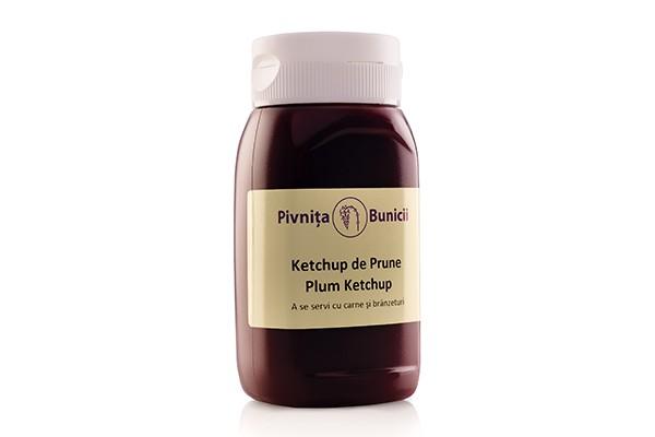 Ketchup de Prune