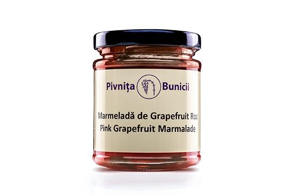 Marmeladă de Grapefruit Roz