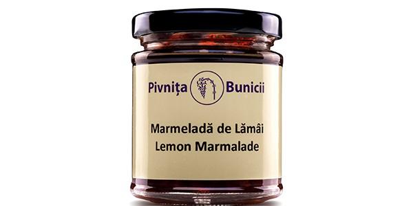 Marmeladă de Lămâi