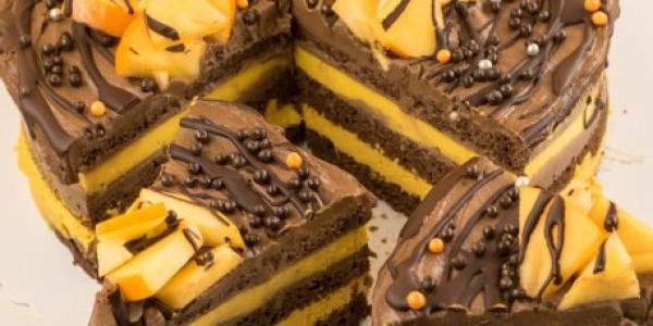 Tort Orange Chocolate