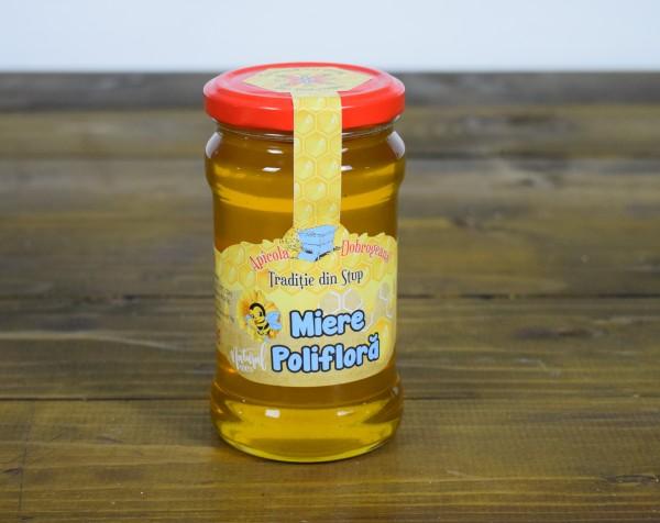 Miere Polifloră (400 g)