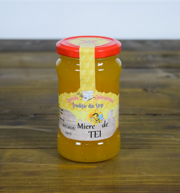 Miere Tei (400 g)