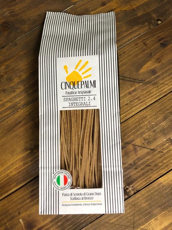 Spaghetti 2.4 integrali (500 g)