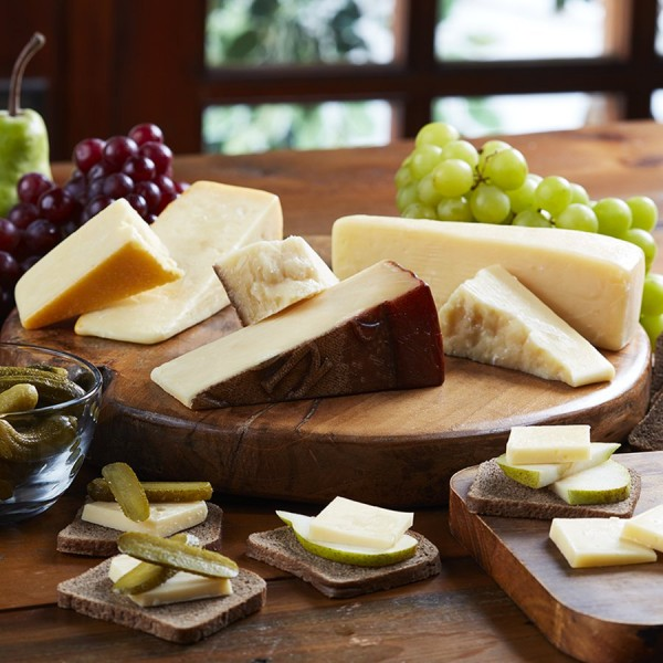 "Pachet ""Cheese Club"" W18"