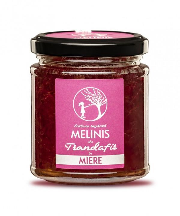 Melinis prețios de trandafir (230 g)