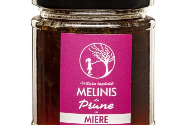 Melinis reconfortant de prune