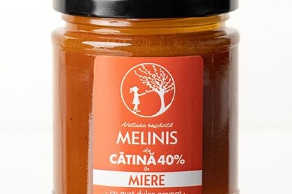 Melinis vitaminizant de cătină 40%