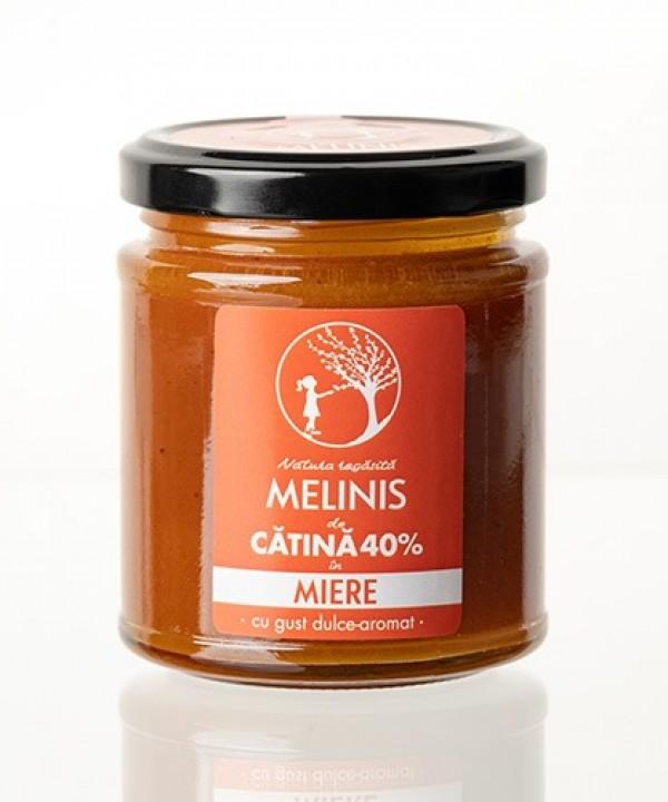 Melinis vitaminizant de cătină 40% (230 g)