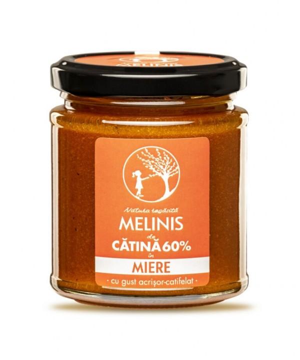 Melinis de cătină 60% supervitaminizant (230 g)