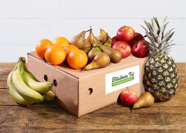 Lădiță Cu Fructe Exotice (Mică) W18