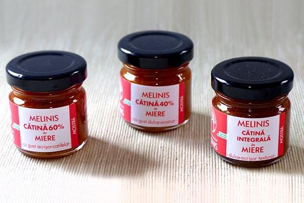 Pachet degustare Melinis- Trio catina eco