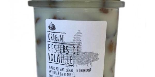 Gesiers De Volaille