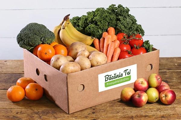 Lădiță Pentru Salată Extra Vitamine W24