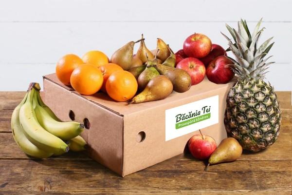 Lădiță Cu Fructe Exotice (Mare) W24