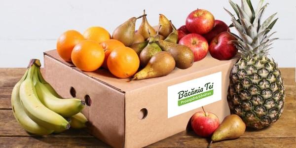 Lădiță Cu Fructe Exotice (Mică) W29