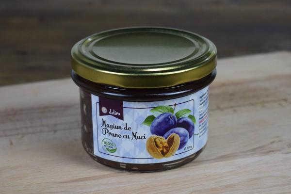 Magiun de prune cu nuci
